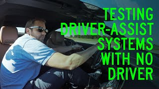 homepage tile video photo for It's Not Just Tesla: All Other Driver-Assist Systems Work without Drivers, Too