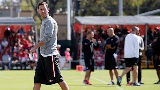49ers coach Kyle Shanahan talks joint practice and injuries