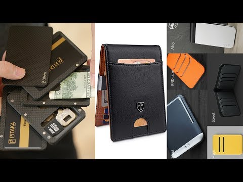 20 Slim Wallets + RFID  Wallets You Can Buy Right Now On Amazon.