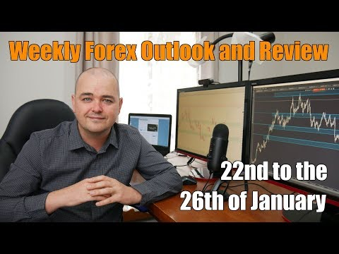 Weekly Forex Review - 22nd to the 26th of January
