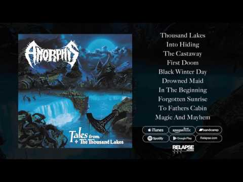 AMORPHIS - Tales From The Thousand Lakes (Full Album Stream)