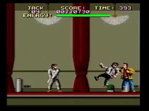 Last Action Hero [SNES] Speedrun in 19:16 RTA