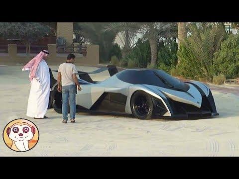 18 COSE ASSURDE CHE TROVI SOLO A DUBAI !