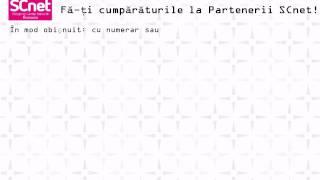 Prezentarea Afacerii SCNet Romania - Modulul 1