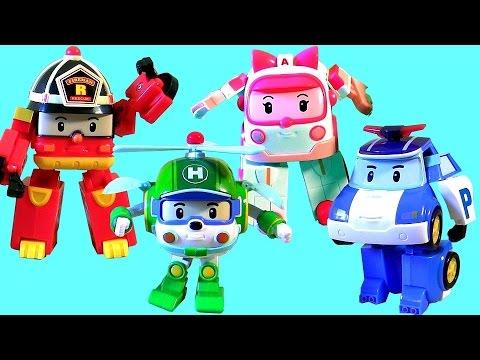 Robocar poli transforming robots with transformers - Le club robocar poli ...