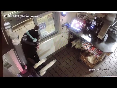 Brother Wease - WATCH:Man Breaks Into Taco Bell, Cooks Meal, Takes Nap
