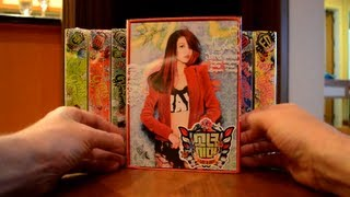 unboxing SOOYOUNGI Got A Boy10 versions SNSD
