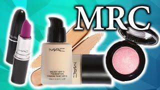 MRC kosmetika z aliexpress / make-up, rtěnka a tvářenka / UNBOXING CZ