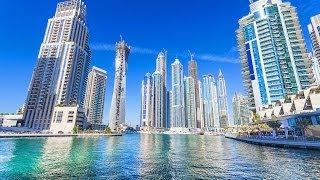 #879. Дубаи (ОАЭ) (очень красиво)(Самые красивые и большие города мира. Лучшие достопримечательности крупнейших мегаполисов. Великолепные..., 2014-07-03T19:16:09.000Z)