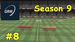 Global Rugby Manager - Season 9 Episode 8