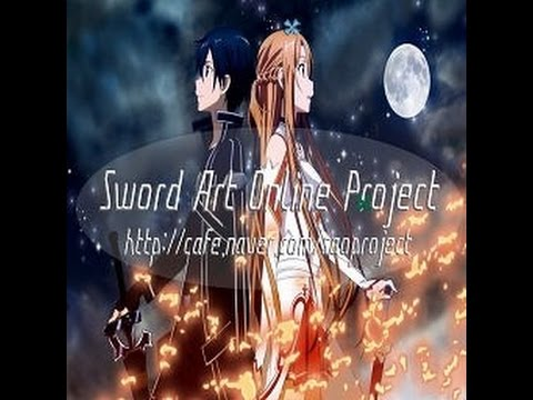 WARCRAFTIII SWORD ART ONLINE PROJECT V0.01
