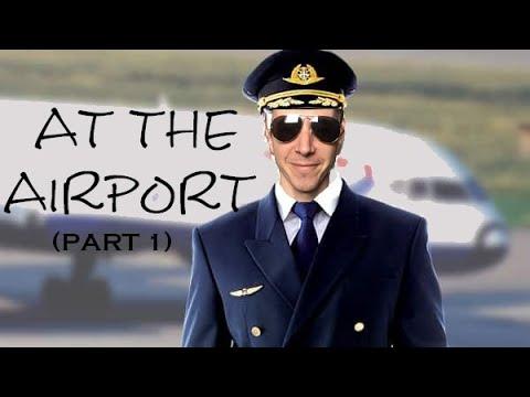 A l'aéroport en anglais! (partie 1)