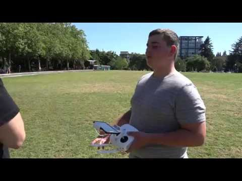 DJI Phantom 3 Intro Course by Drones+