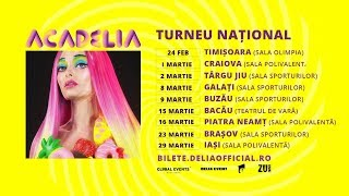 "Delia Promo Turneu National &quotACADELIA"""
