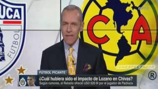 Los movimientos mas destacados en el Draft 2017 del futbol mexicano - Futbol Picante