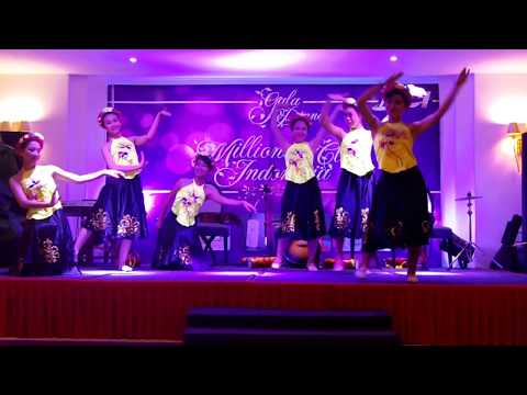 Múa Trống Cơm - Như Quỳnh, Shayla, Thanh Trúc