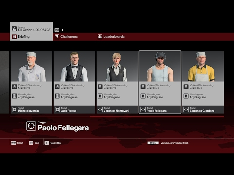 HITMAN Contract from fkgfw 2:46 SA Speedrun