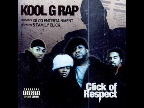 Kool G Rap - Blackin Out