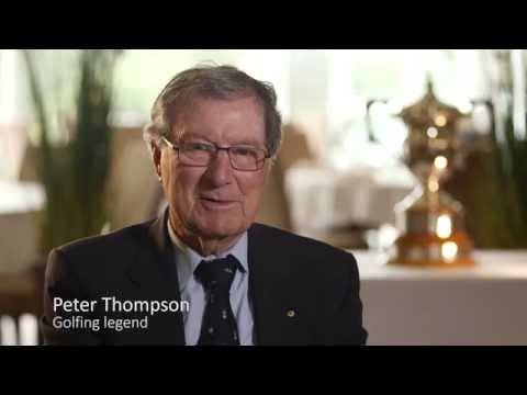Peter Thomson: Remembering Riversdale