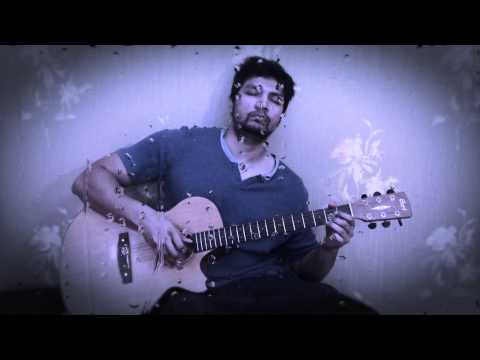 Romantic Mexican tune 'A Tearful Evening' - Original Guitar tune by Maxim