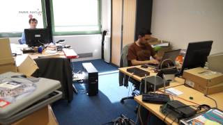 Paris-Saclay TV – Mai 2015