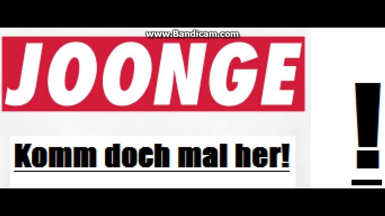Dner joonge  HellsLPs feat. AiCiQuiu - Joonge!, Komm doch mal her! - YouTube