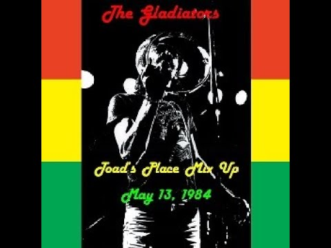 The Gladiators - *Live* at Toad's Place, New Haven, Connecticut, May 13, 1984 #reggae