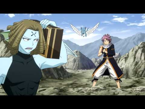 Fairy Tail episode 207 english dub