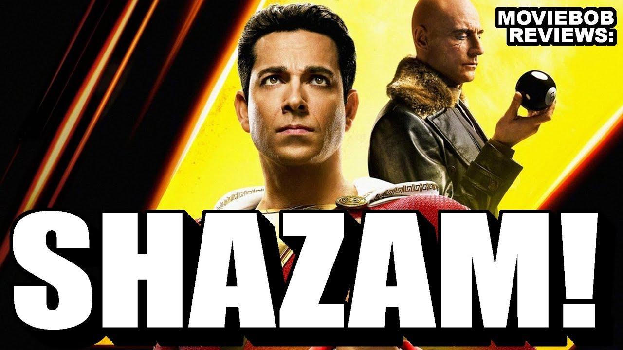 MovieBob Reviews: 'Shazam!' - Geek com