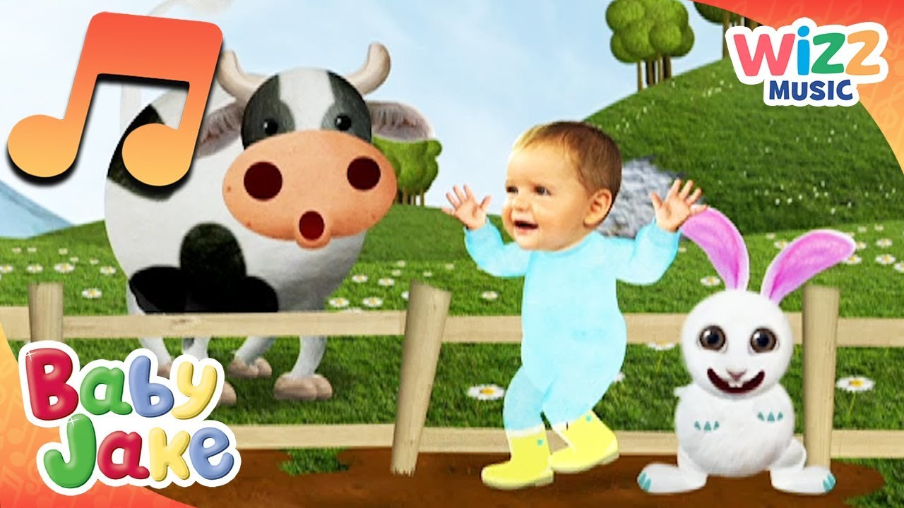 Farm Adventures | Songs for Kids | Baby Jake | Wizz Music ...