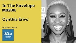 Cynthia Erivo on How You Can Manifest Your Dream Career - In the Envelope: The Actor's Podcast