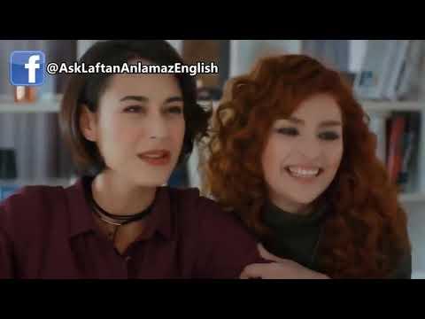 Ask Laftan Anlamaz - Episode 19- Part 14 - English Subtitles