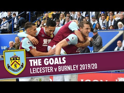 CONTROVERSIAL VAR | THE GOALS | Leicester v Burnley 2019/20