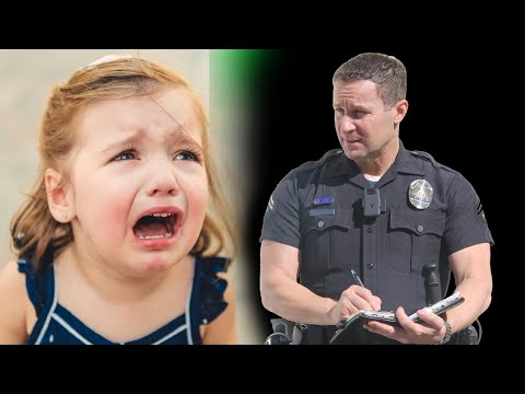 Concerned mom calls cops to her 3-year-old daughter! Then This Happened amazing reason