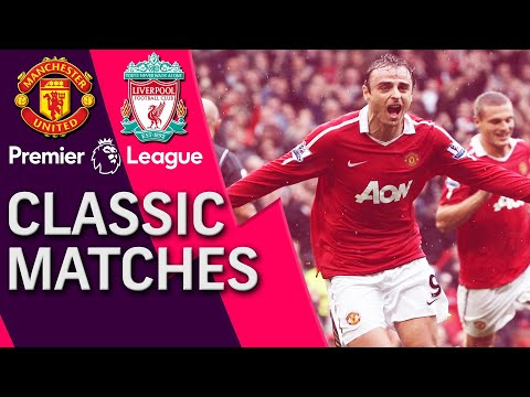Man United v. Liverpool   PREMIER LEAGUE CLASSIC MATCH   09/19/2010   NBC Sports  