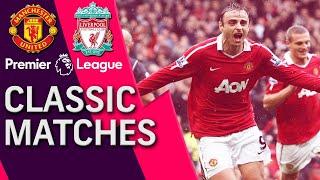 Man United v. Liverpool | PREMIER LEAGUE CLASSIC MATCH | 09/19/2010 | NBC Sports