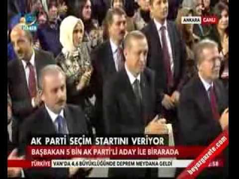 Uğur Işılak'tan Dombra 'Recep Tayyip Erdoğan' Şarkısı