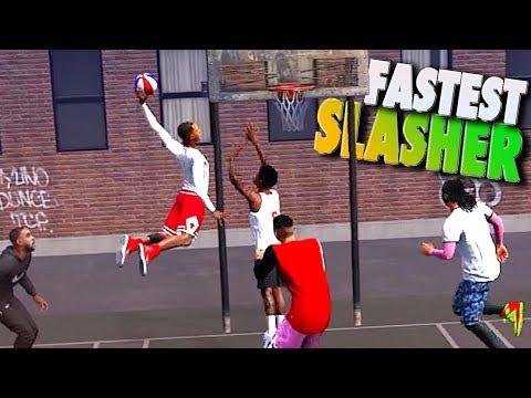 Playmaking SLASHER Is The FASTEST Slasher Archetype - NBA 2K18 Road To 99