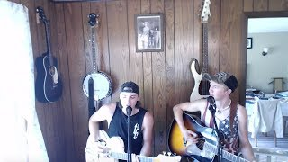 "Jason Aldean, Luke Bryan, & Eric Church ""The Only Way I Know"" Cover by Isaac Cole & Tommy Brandt II"
