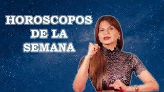#HORÓSCOPOS DE LA SEMANA #24deNoviembre #25deNoviembre #26deNoviembre 27deNoviembre #28deNoviembre