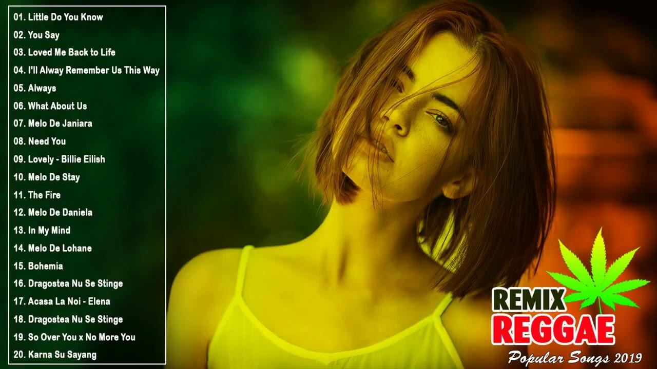 lagu populer reggae remix terbaik lagu pop reggae youtube
