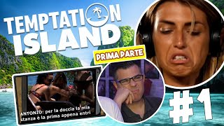 È TORNATOOO ! - TEMPTATION ISLAND 2020 : PUNTATA #1 (Prima Parte) *REACTION*