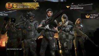 Warface. Клан -БезМата- VS клана _Ф.Р.А.К.Ц.И.Я_