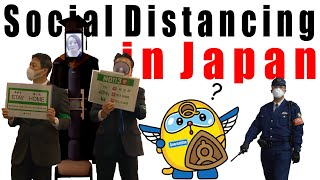 How Japan Does Social Distancing