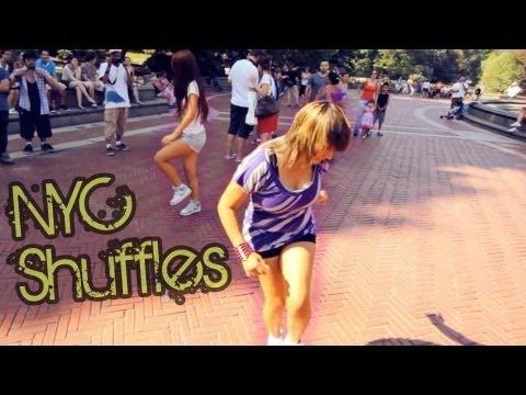 BEST NYC SHUFFLE Meetup Video!!!