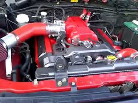 Colt Lexus V8 Conversion Youtube