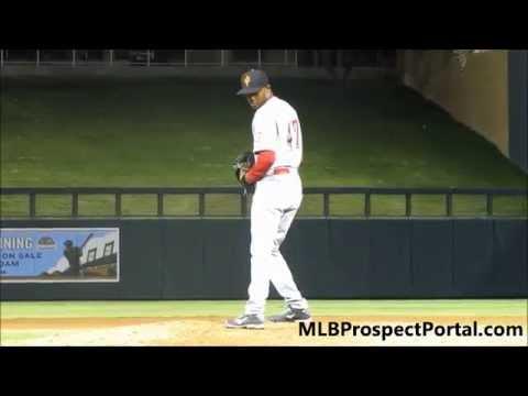 Raisel Iglesias - Cincinnati Reds RHP prospect