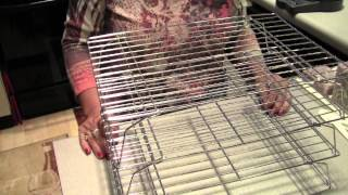 Cold Process Soap Drying Rack Idea by Desert Moon Bath & Body
