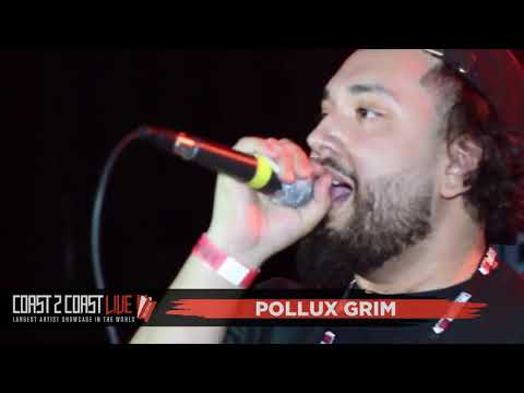 POLLUX GRIM (@polluxgrim) Performs at Coast 2 Coast LIVE | St. Louis All Ages Edition 5/17/18