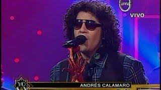 """YO SOY 22-09-14 ANDRES CALAMARO """"FLACA"""" [GRAN FINAL] YO SOY CAMPEON DE CAMPEONES"""